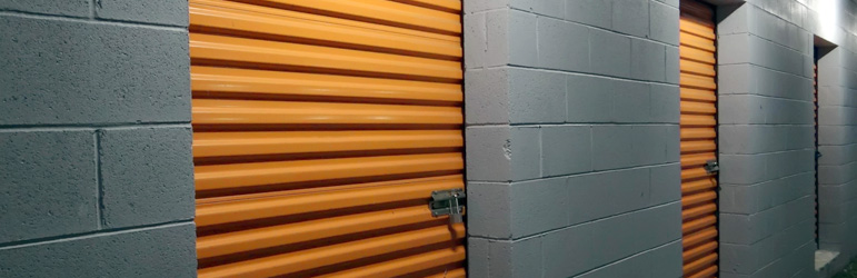 Secure storage in York